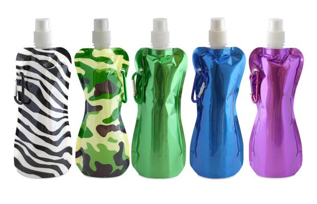 Faltbare Wasserflaschen